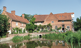 Flatford Mill - image of centre